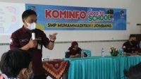 kominfo goes to school jombang